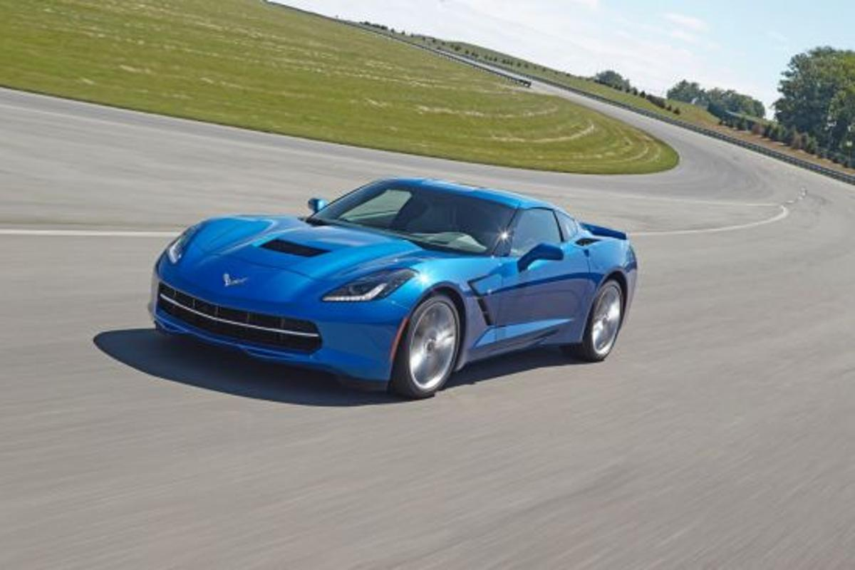 The 2015 Chevrolet Corvette Performance Data Recorder gets a new Valet Mode