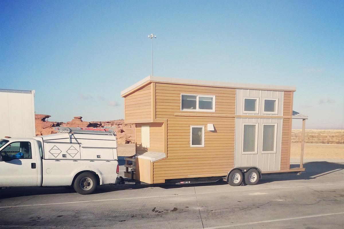 Alek Lisefski Tiny House gizmag talks to the creators of the tiny project – less