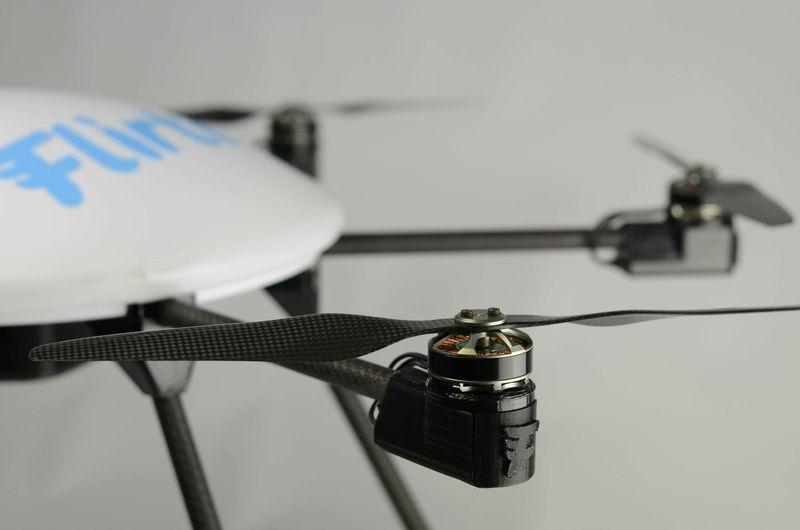 With an office on campus at Reno and access to the university's indoor flight test facilities, Sweeney will set about developing the technology behind Flirtey's drones in preparation for when (and if) the market opens up