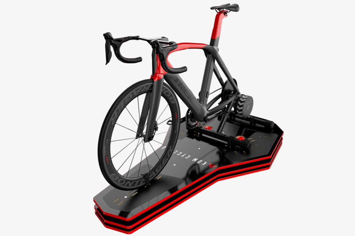 KOM Cycling's RPV2 Full-Motion Rocker Plate is priced at $799.99