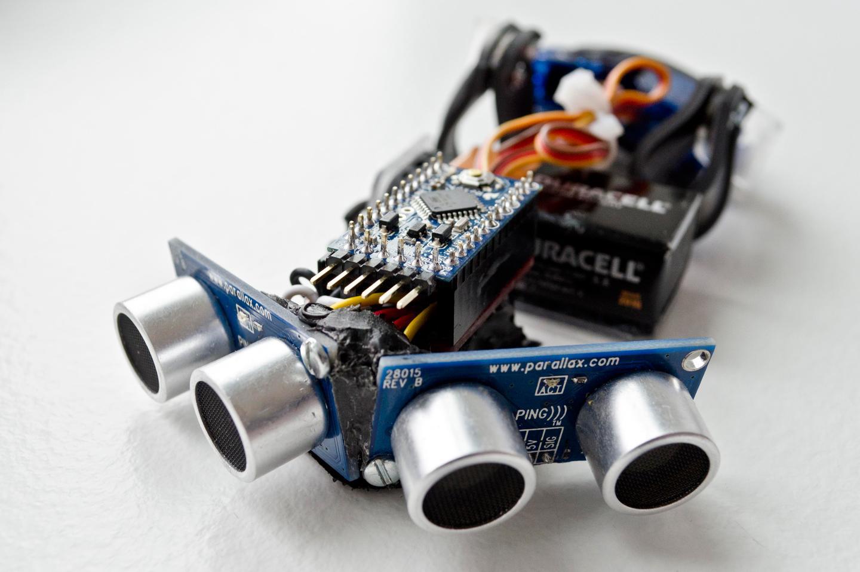 The internal electronics of Tacit