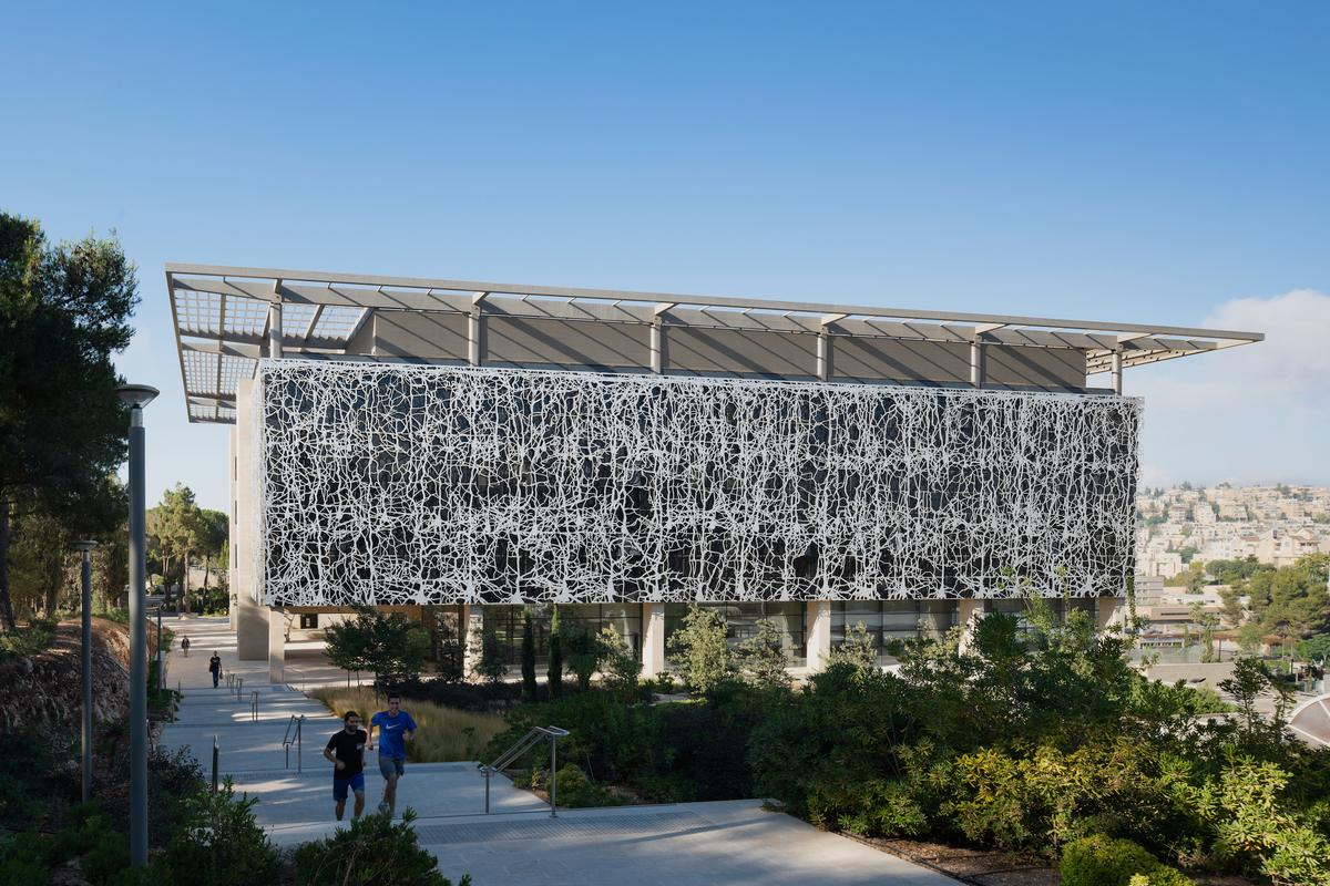 The Edmond and Lily Safra Center for Brain Science is located in the Hebrew University of Jerusalem