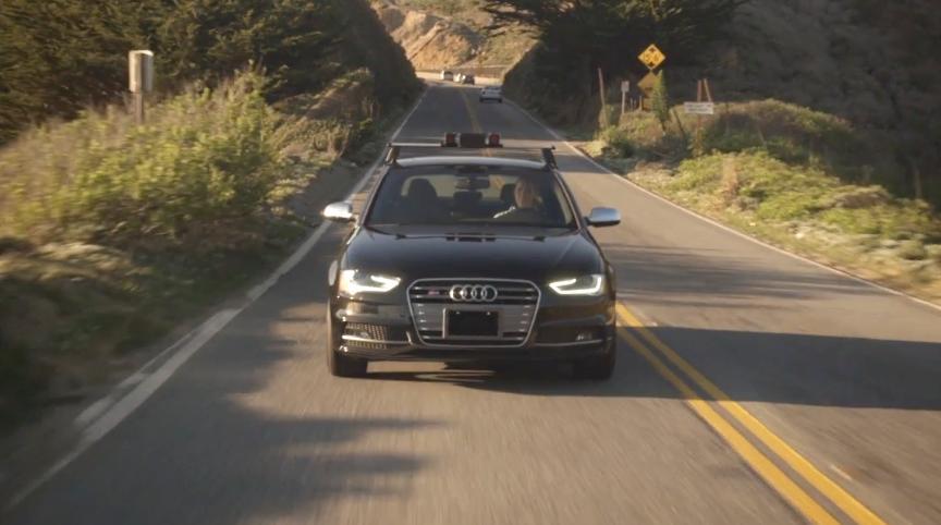The Cruise RP-1 turns an Audi A4 or S4 into a semi-autonomous car