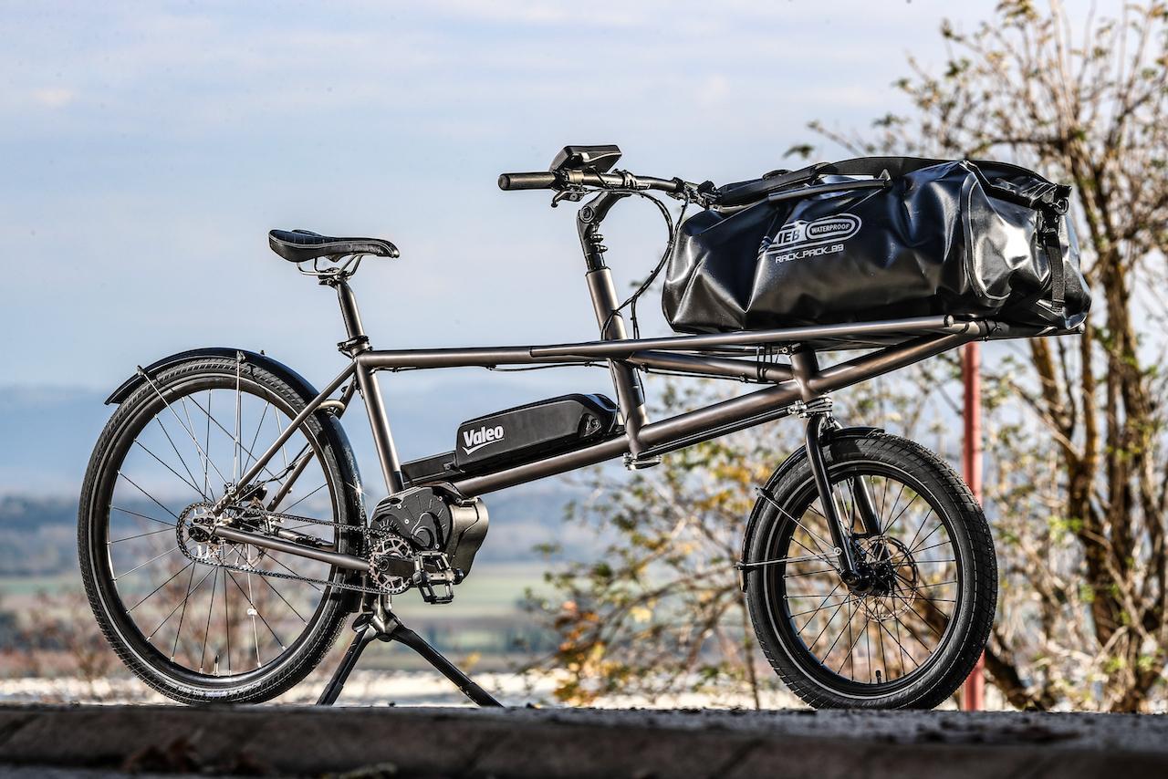 The Valeo cargo bike prototype