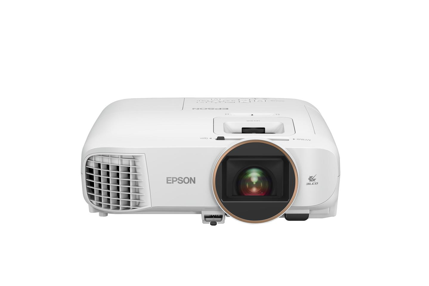 Two of the four new Home Cinema projectors feature built-in Android TV