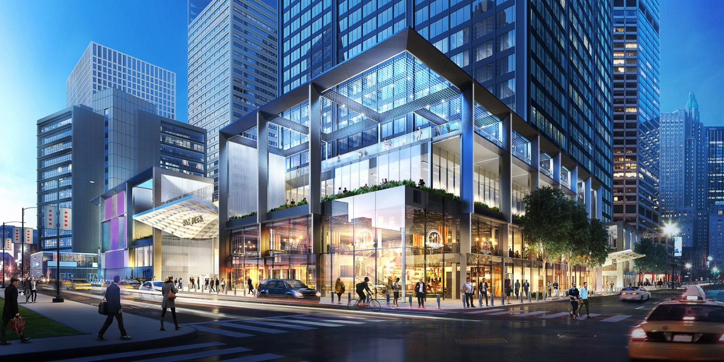 The Willis Tower renovationplans were announced by Chicago mayor Rahm Emanuel, in addition to developers Blackstone and Equity Office
