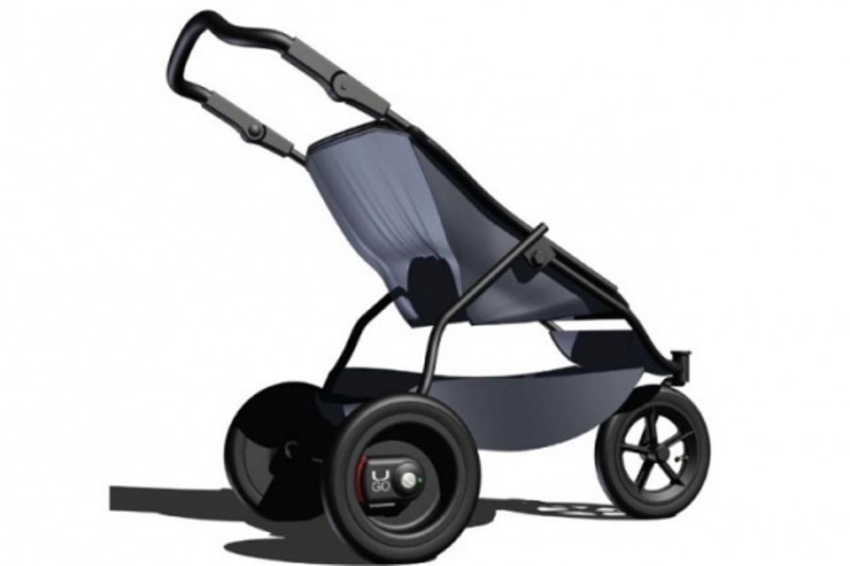 UGO safety brakes for strollers