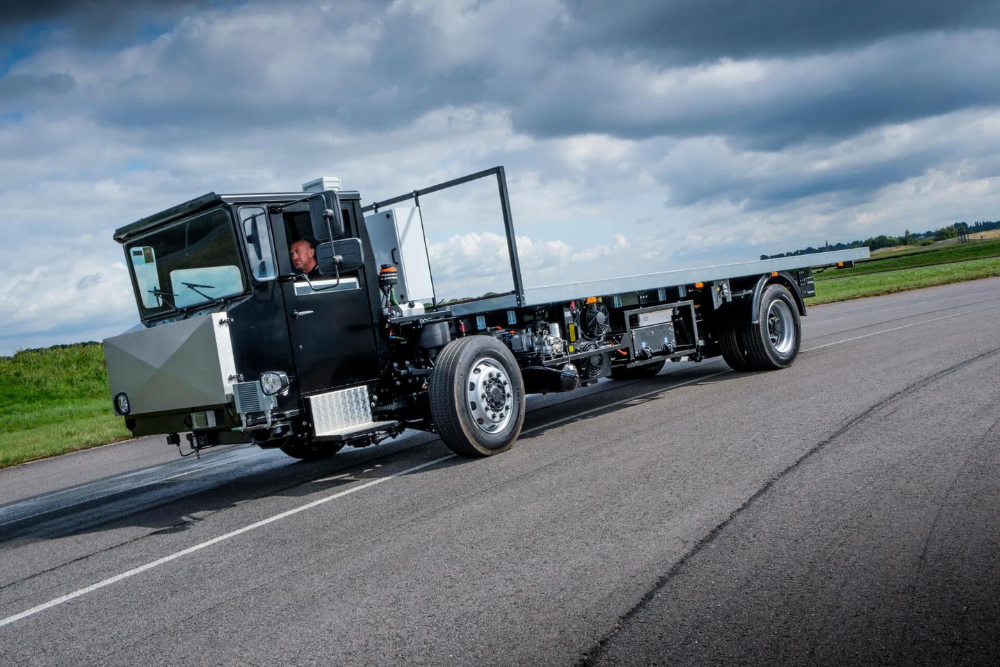 Volta Trucks begun real-world testing of its all-electric cargo truck
