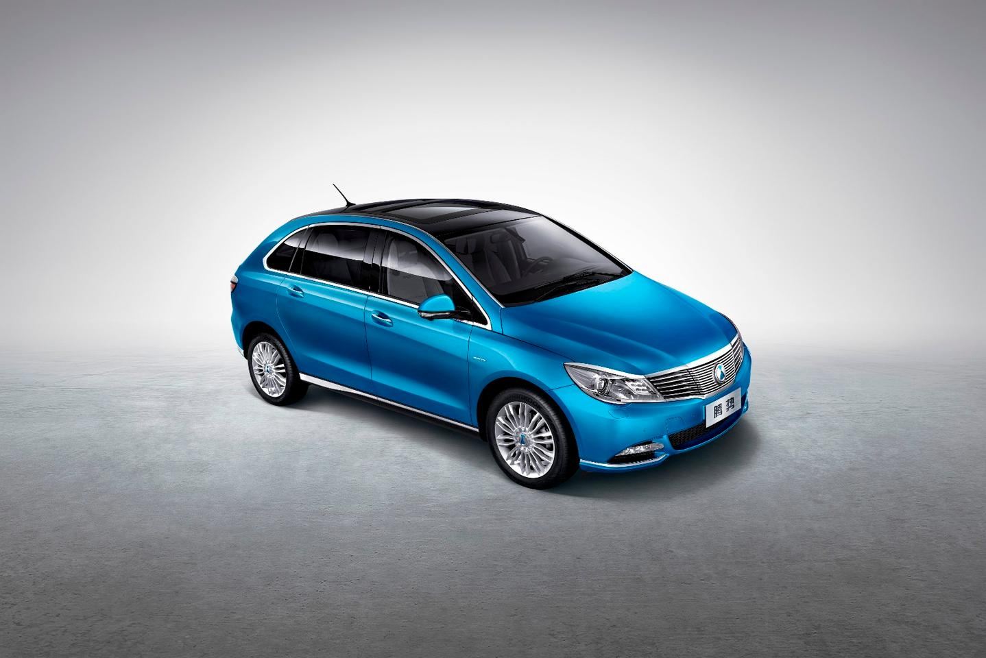 The BYDDenza 400 has an impressive range for a compact EV