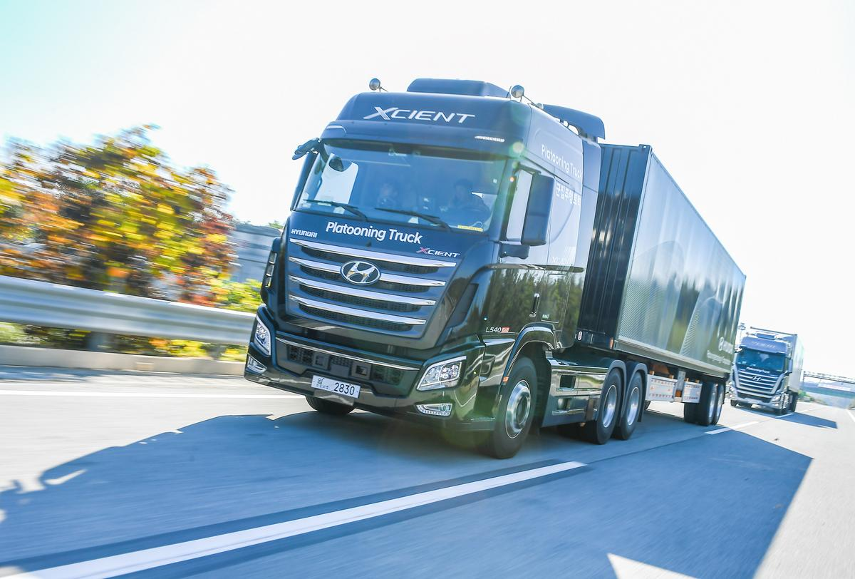 Autonomous driving technologies could significantly shape the future of trucking over the coming decade