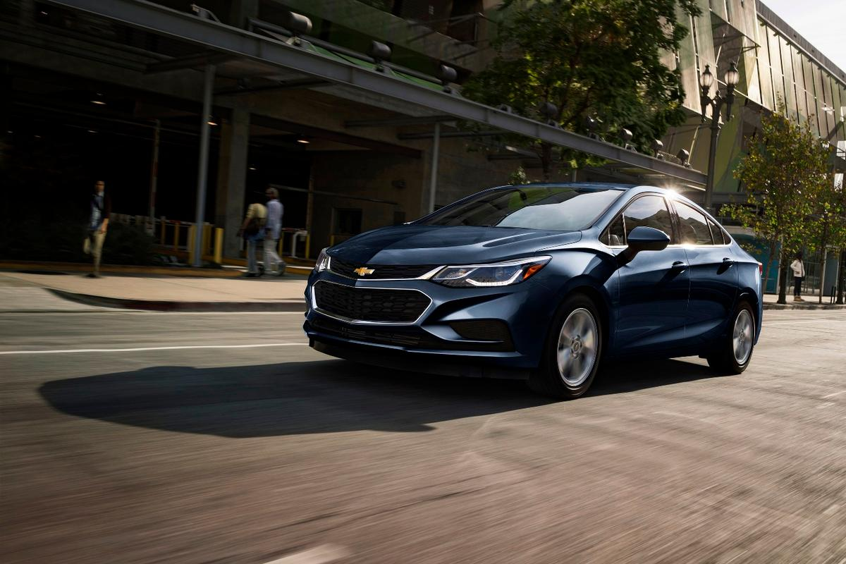 The Cruze Diesel will be on sale for just over $24,000