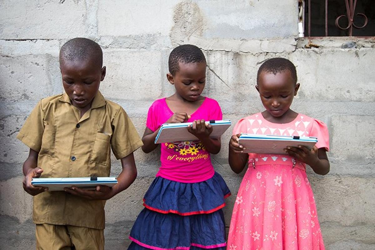 Announced in 2014, the Global Learning XPrize was drawn up with the aim of addressing the monumental problem of child illiteracy in the developing world