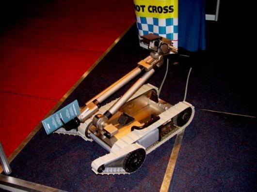 The iRobot Packbot