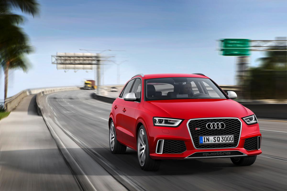 The Audi R3 QS