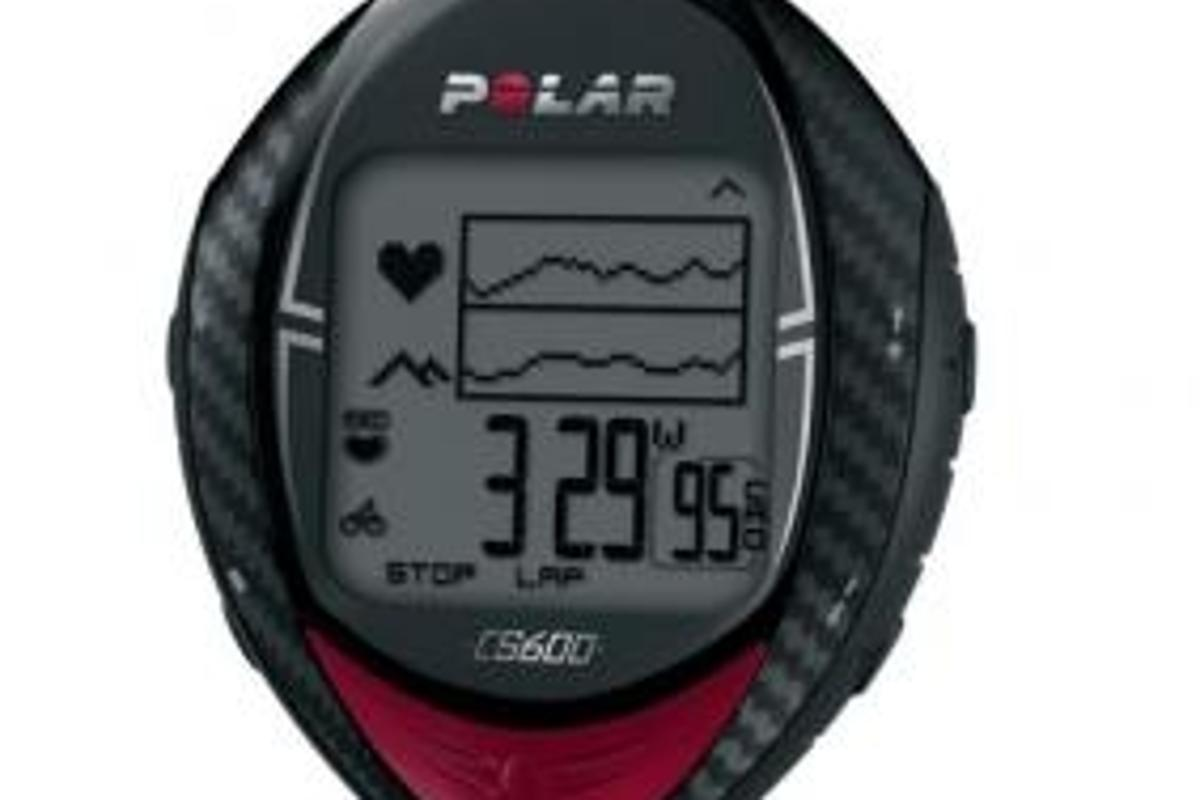 Polar CS 600