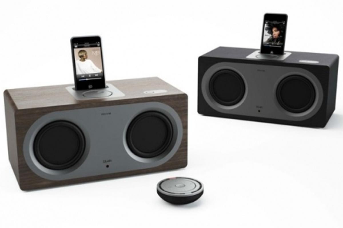 Revo BLOK iPod speaker dock