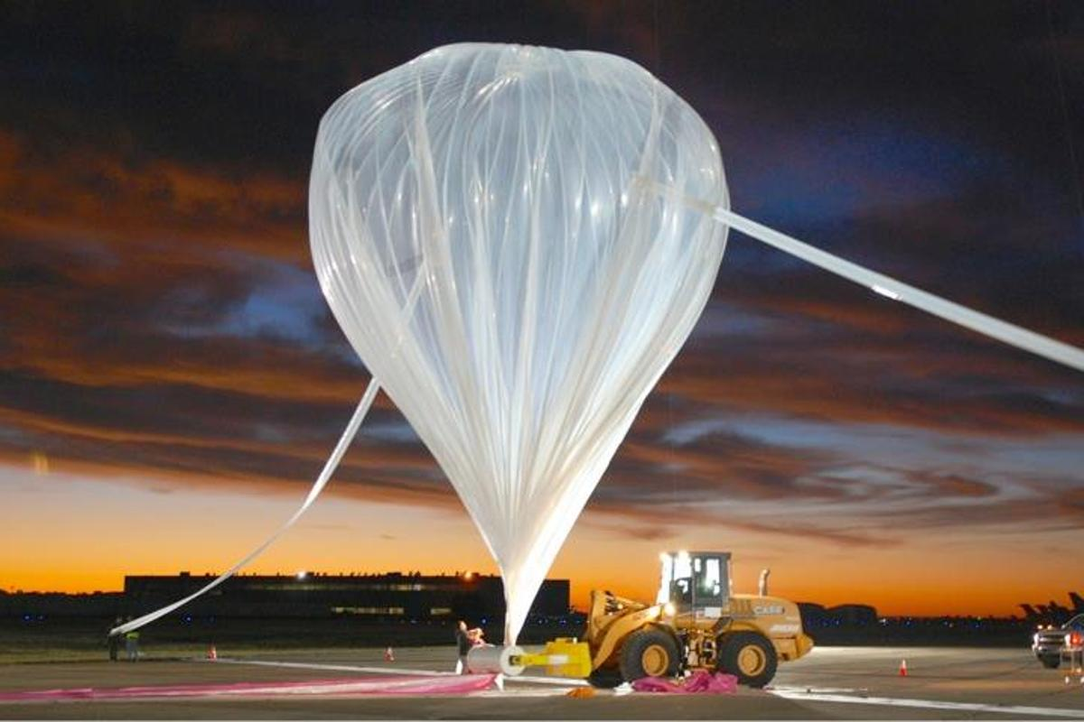 One day, World View says its Stratolite space balloon will be able to maintain a position over a desired location for months on end