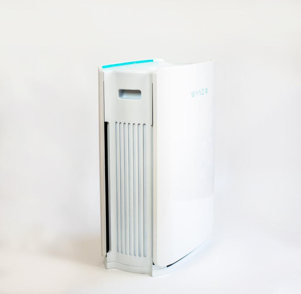 Wynd's Halo and Home Purifier get serious about cleaning the