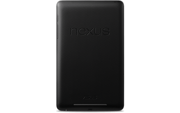 The Nexus 7 ships with a reported battery life of eight hours active use
