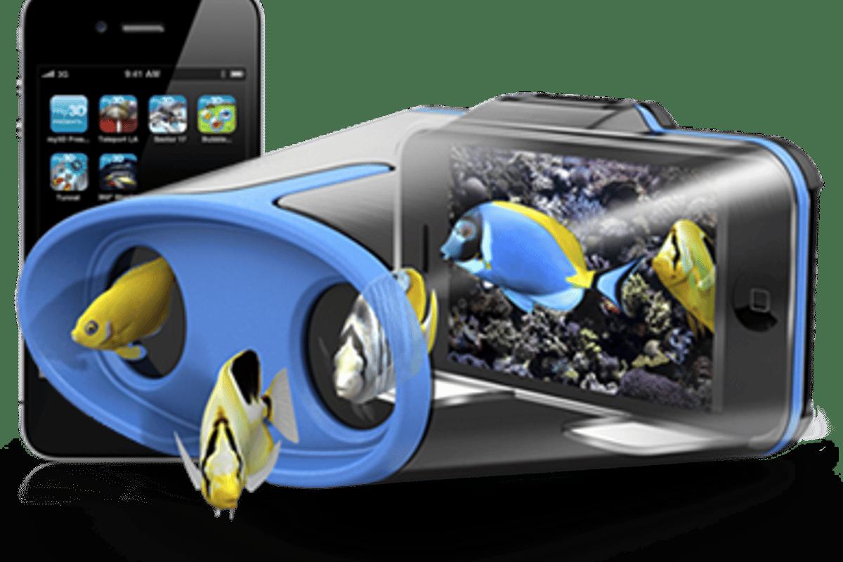 Hasbro MY3D 360-degree Viewer