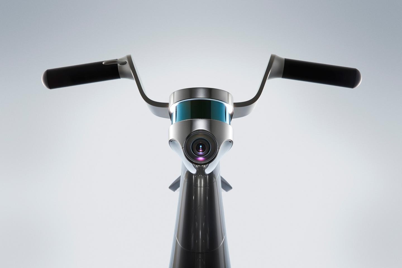 The CanguRo uses LiDAR, a wide angle camera and distance sensor to help it navigate autonomously