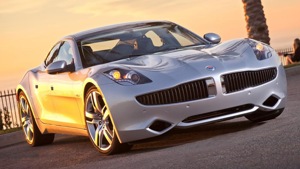 TUV tests saw the Fisker Karma plug-in electric vehicle get a range of 51.6 miles (83 km) in electric mode