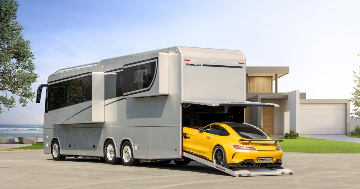 The most innovative and comfy large motorhomes of 2020
