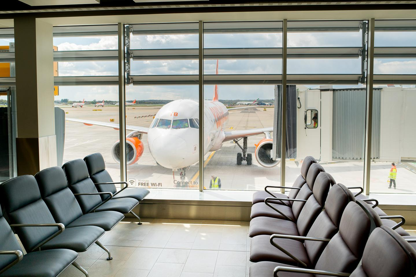 New boarding procedures will be tested for two months at Gatwick Airport