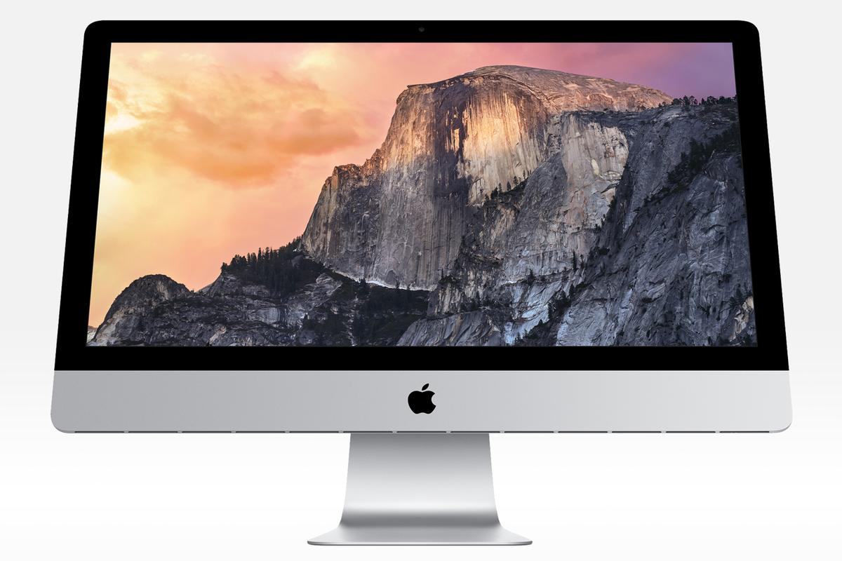 Apple's latest iMac offers an impressive 5K display and overhauled internals