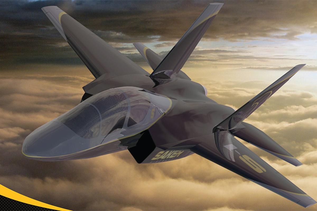 Saker Aircraft claims the Saker S-1 will reach a maximum speed of Mach 0.99
