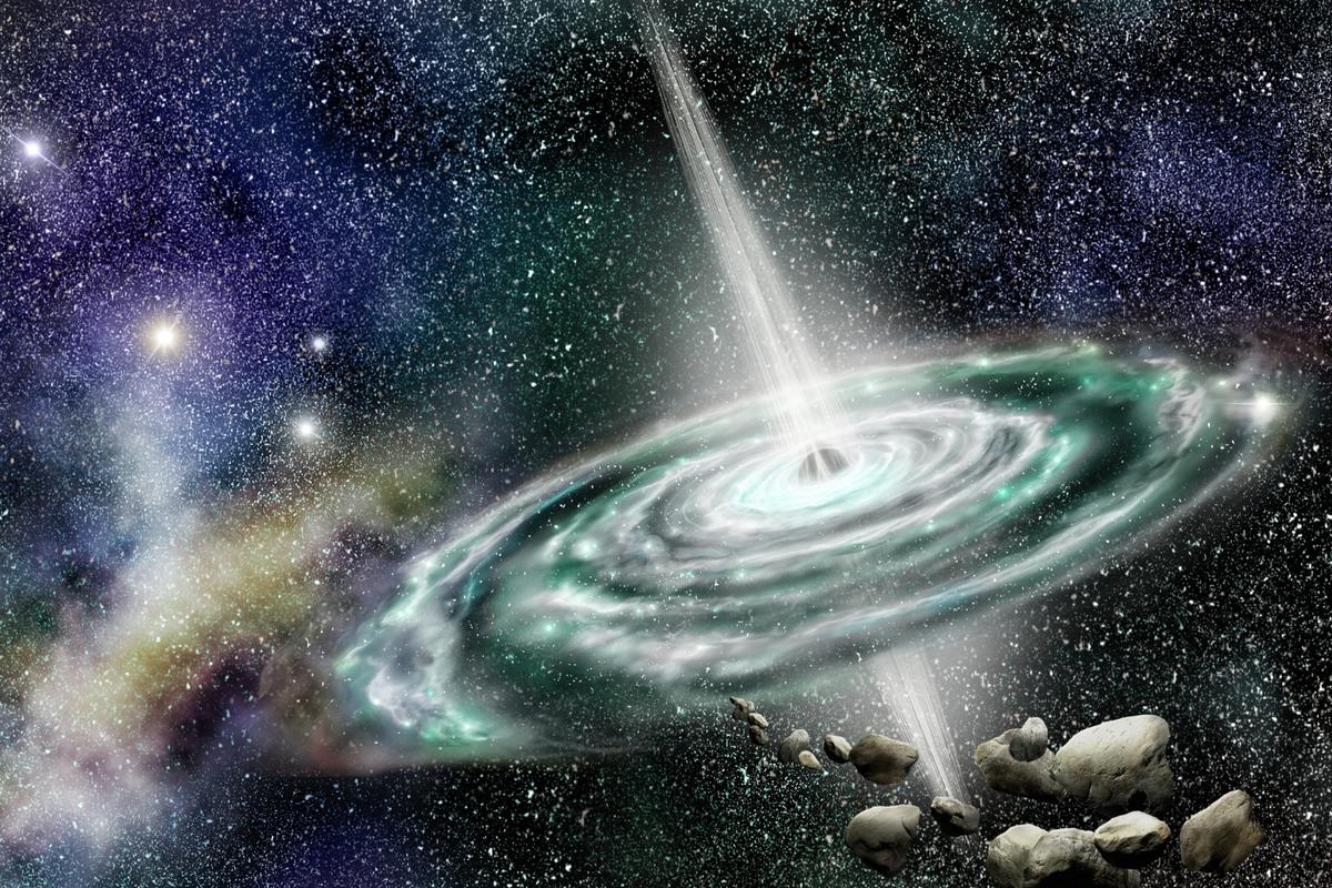 """Light from distant quasars has been used as a cosmic """"coin flip"""" to help provide the strongest evidence so far of quantum entanglement"""