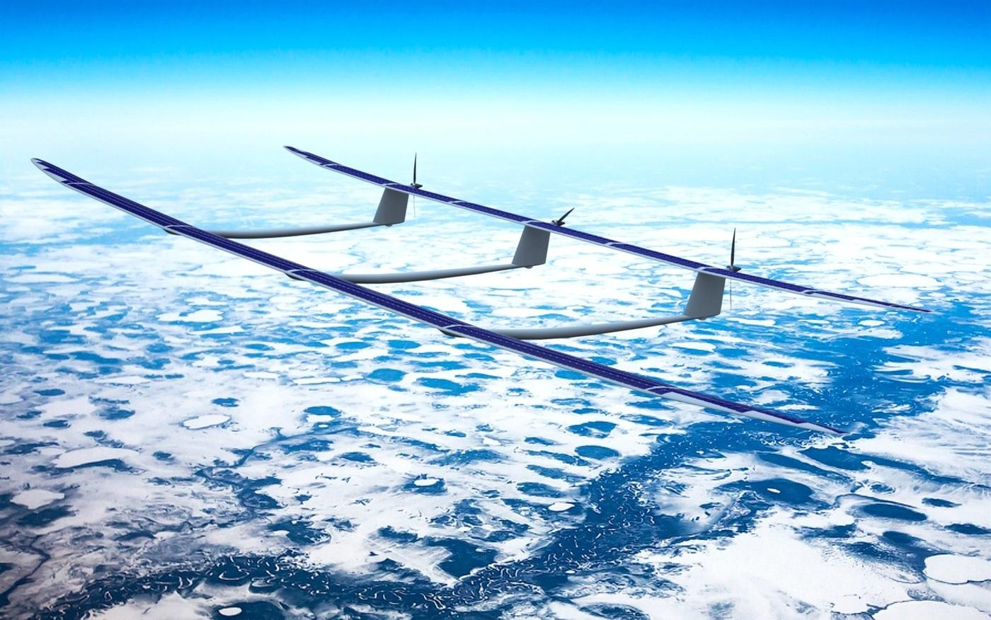 The ApusDuo is an autonomous, solar-powered aircraft designed to soar at the edges of space for long periods of time, and it's just aced its first test flights
