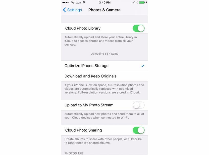 How to free up iPhone & iPad storage