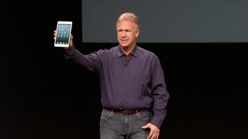 It's official: Apple has announced the long-rumored iPad mini