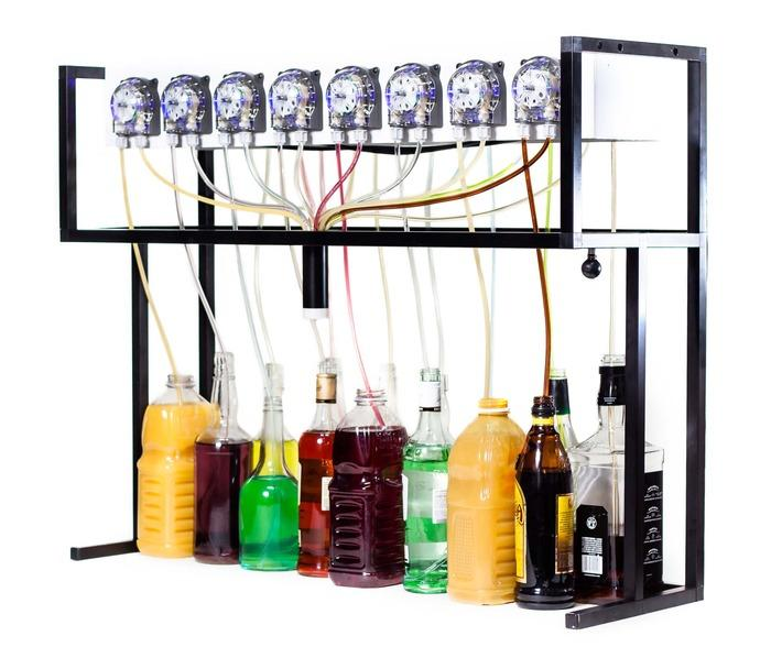 The full-size Bartendro 15