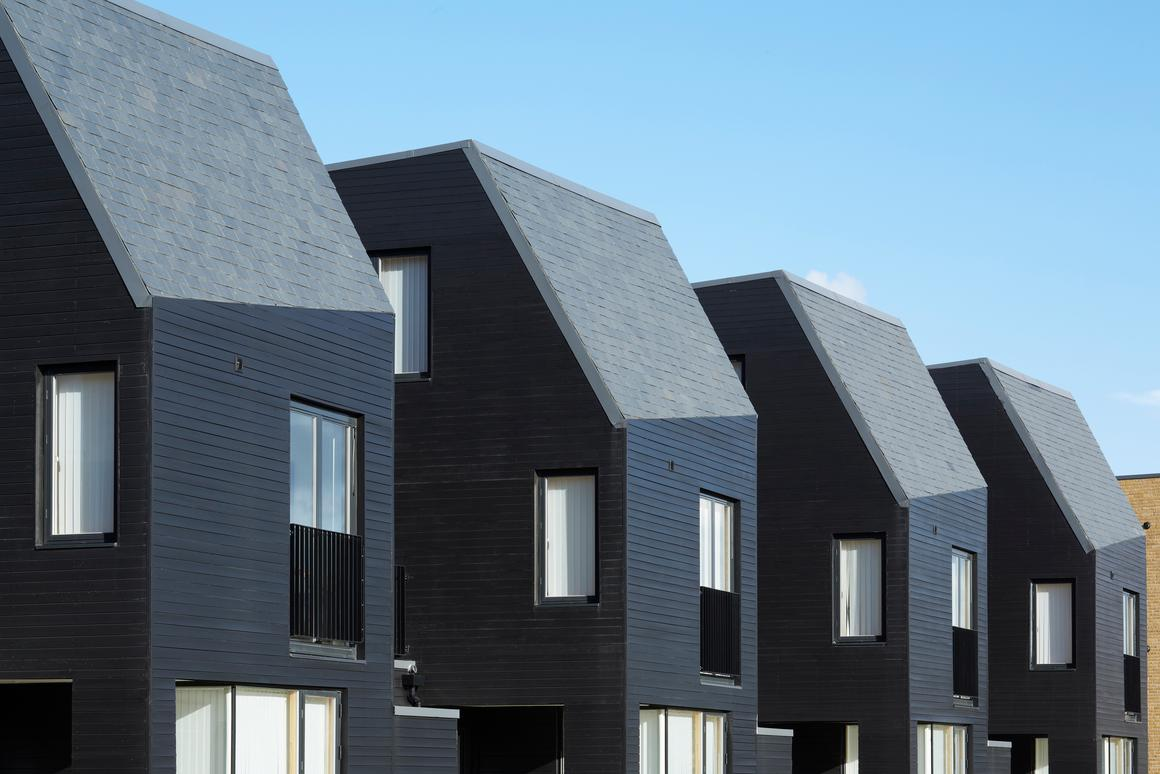 Newhall Be, Harlow, Essex by Alison Brooks Architects (Photo: Paul Riddle)