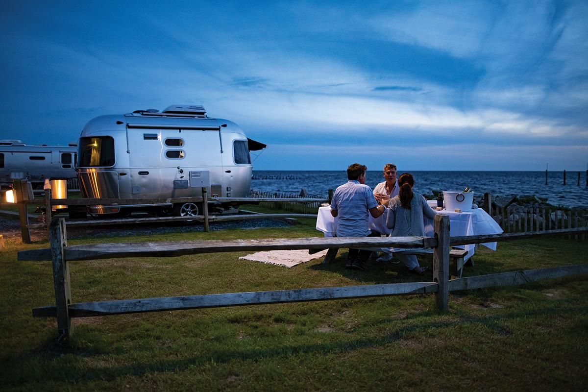 Never afraid to mix its nostalgic pedigree with some modern-day styling, Airstream has brought back two of its classic compact trailers