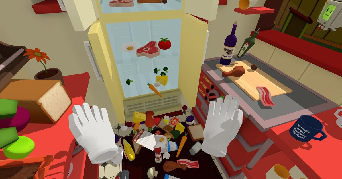 The story of Job Simulator, the absurdly fun VR sandbox for Rift, PS VR and Vive
