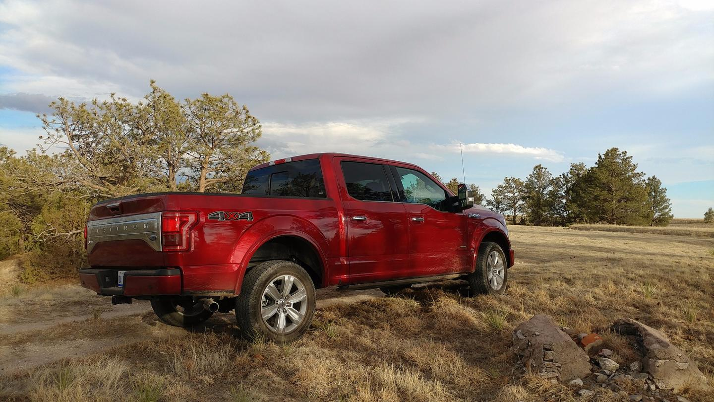 Since the F-150's introduction, new engines have been introduced as well, including a 2.7-liter turbocharged V6 and, more tellingly, the adoption of the 3.5-liter EcoBoost engine as the F-150's most popular engine choice among buyers