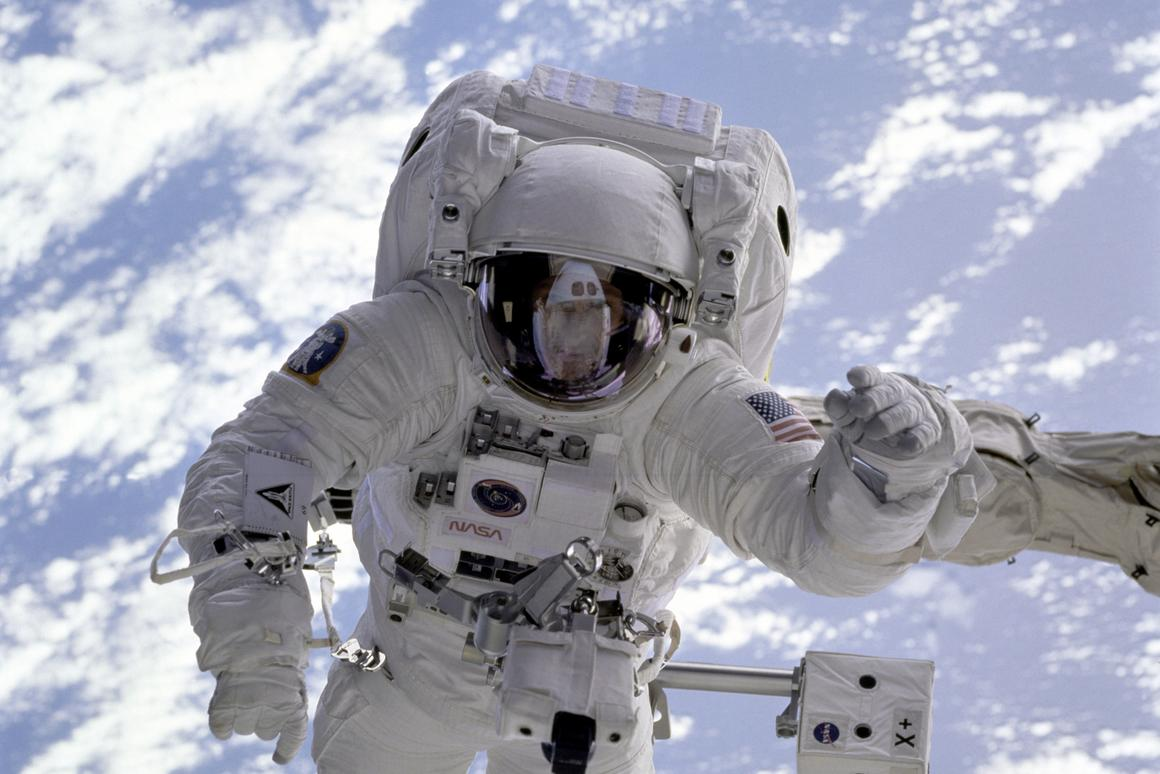 The study hypothesizes microgravity as the main cause of the changes seen in the gut microbiome of astronauts