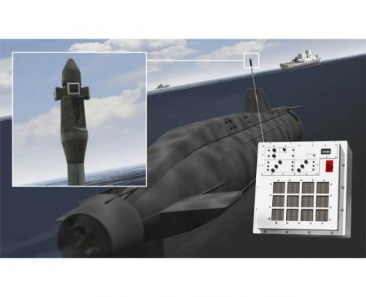 Thales UK's optronic mast