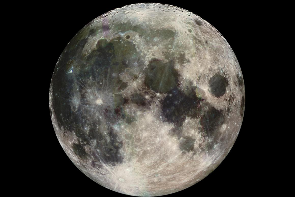 Five finalists have been selected for the Google Lunar XPrize competition (Photo: NASA/JPL)