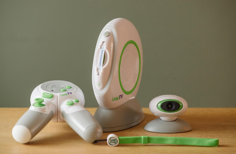 LeapFrog LeapTV (Photo: Simon Crisp/Gizmag.com)