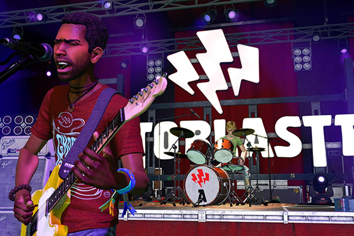 Rock Band VR for Oculus Rift and Touch brings center stage fantasies to life