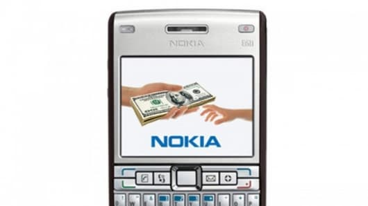 The new Nokia Money service makes a grab for cash