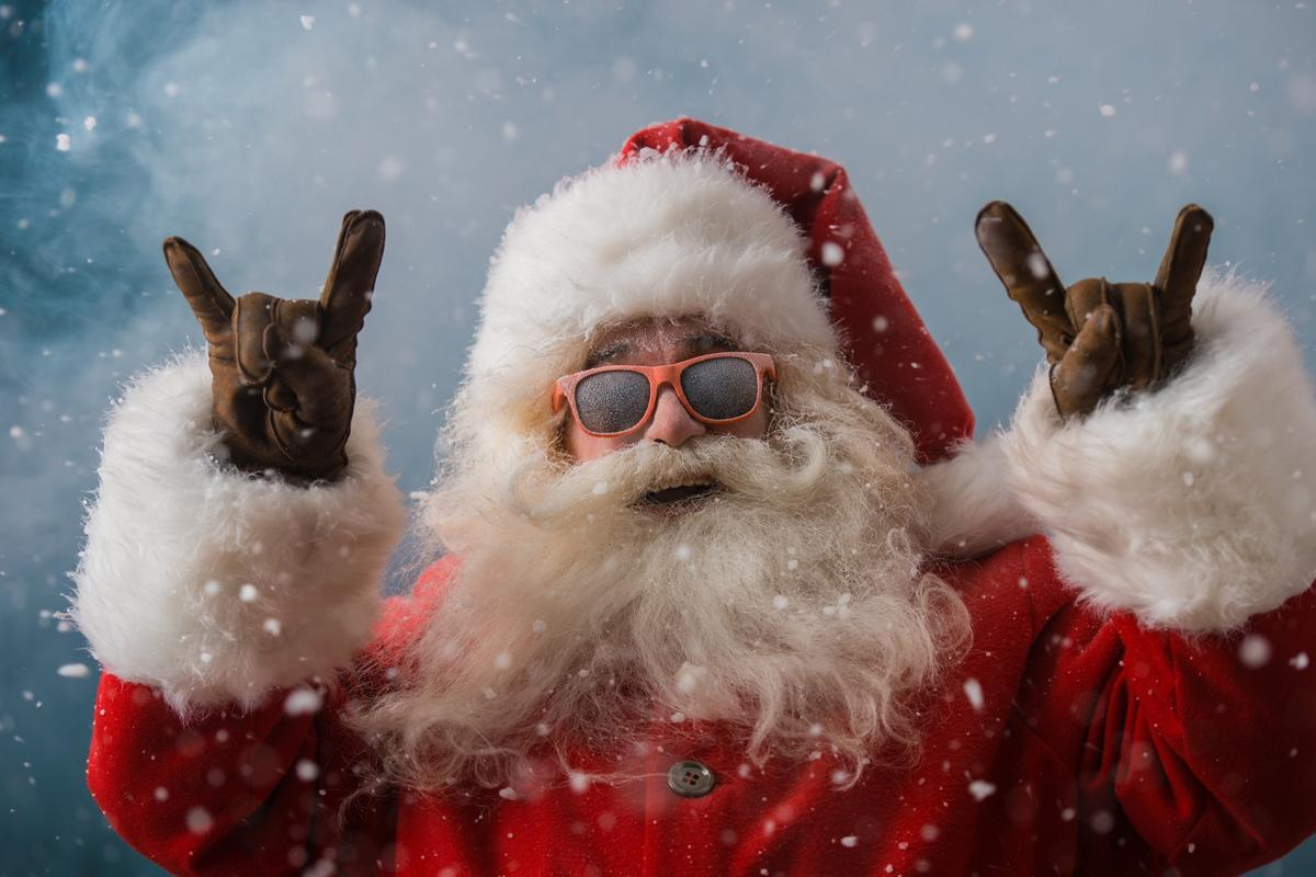 Eight is the average age a child stops believing in Santa Claus, according to a new survey