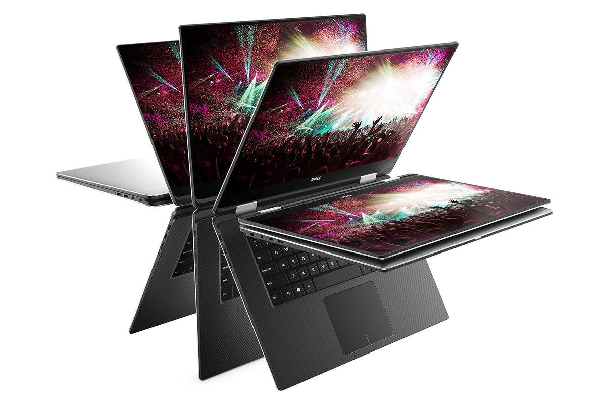 The Dell XPS 15 is a bigger, more powerful XPS 13