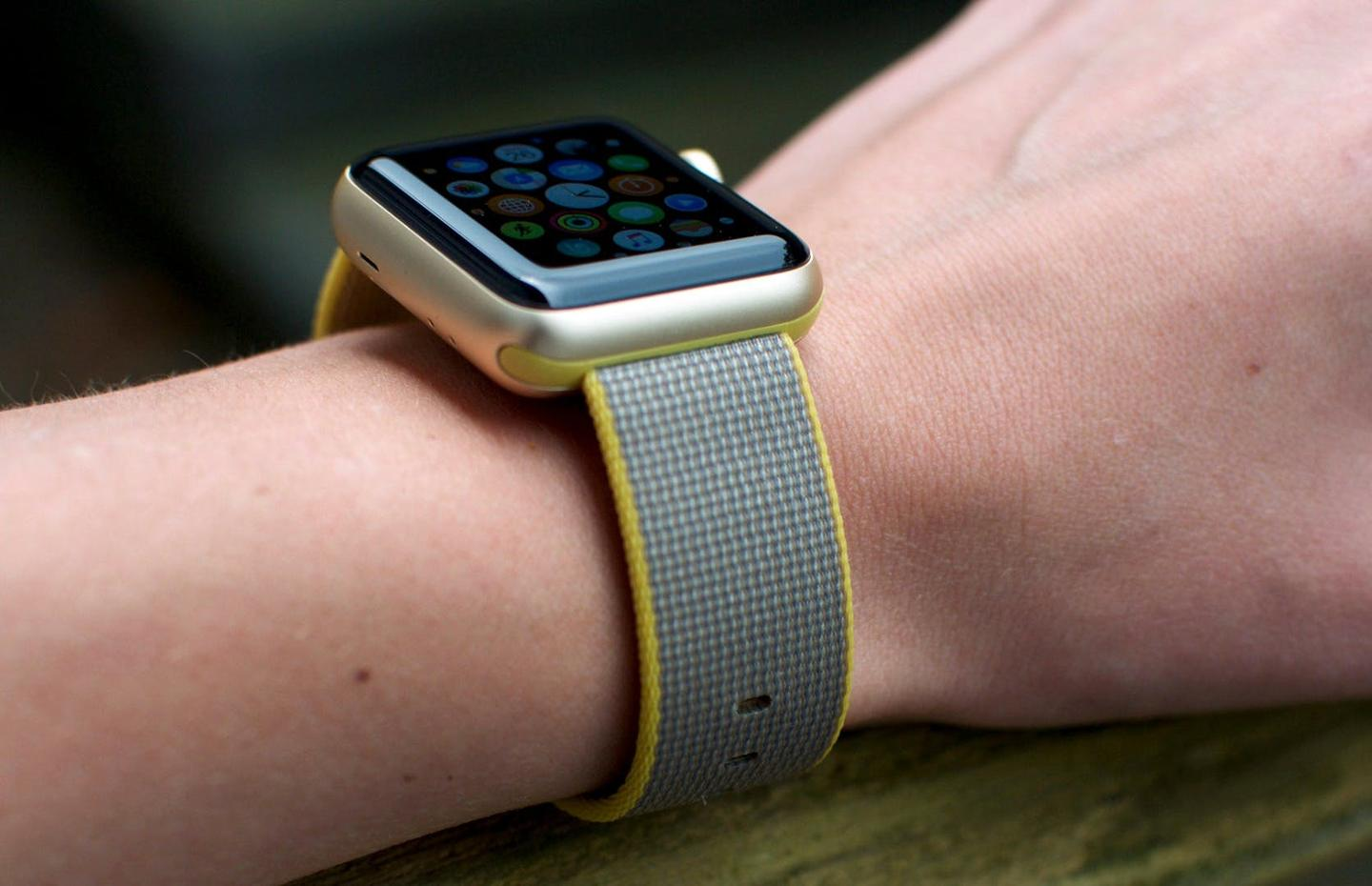 The Apple Heart Study looked at Series One, Two or Three Apple Watches