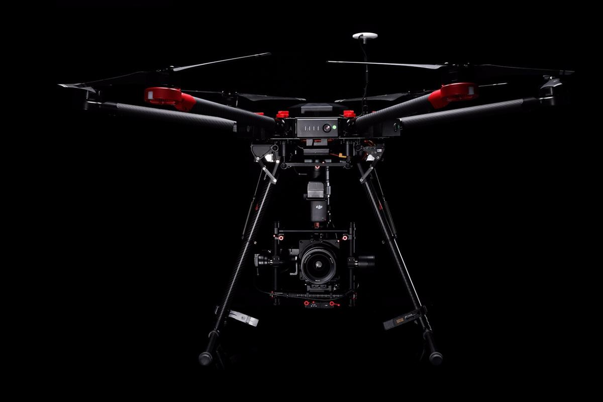 Hasselblad and DJI have created the world's first medium format drone package