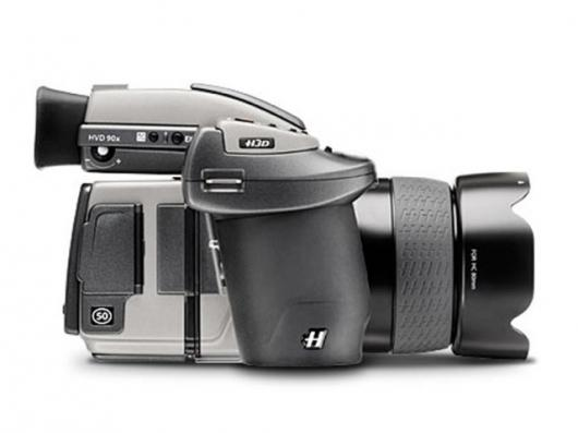 The Hasselblad H3DII-50